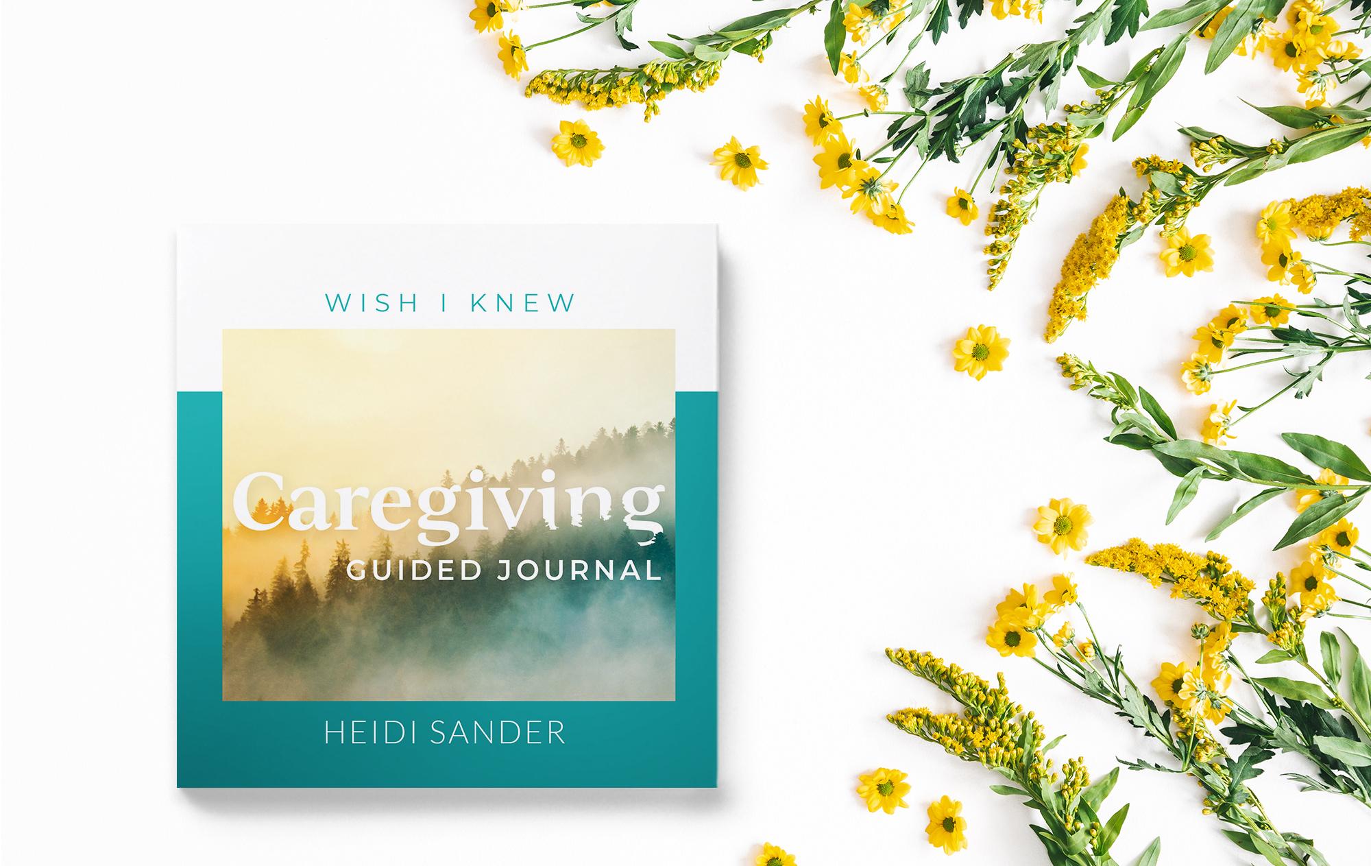 Caregiving Guided Journal