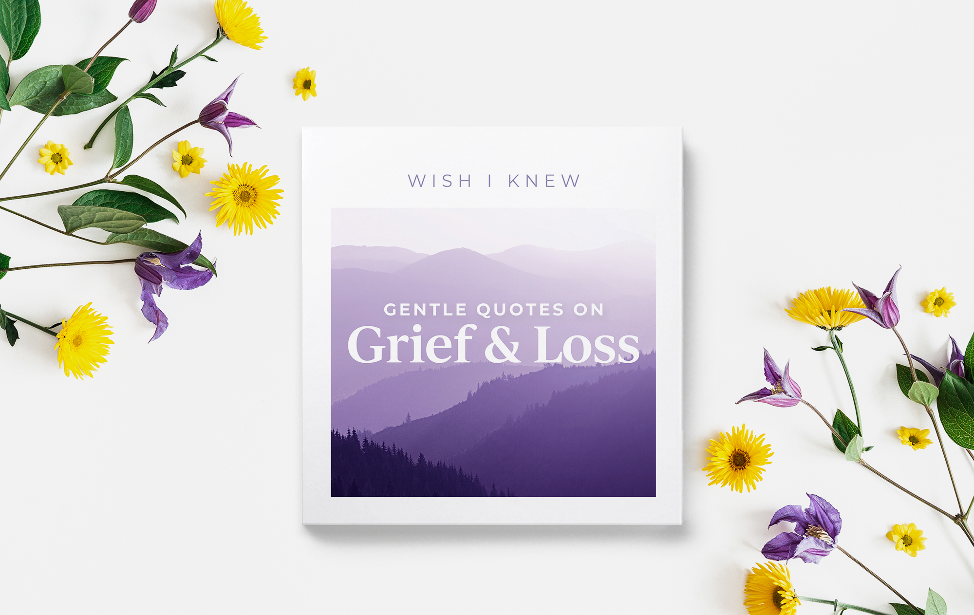 Gentle Quotes on Grief and Loss