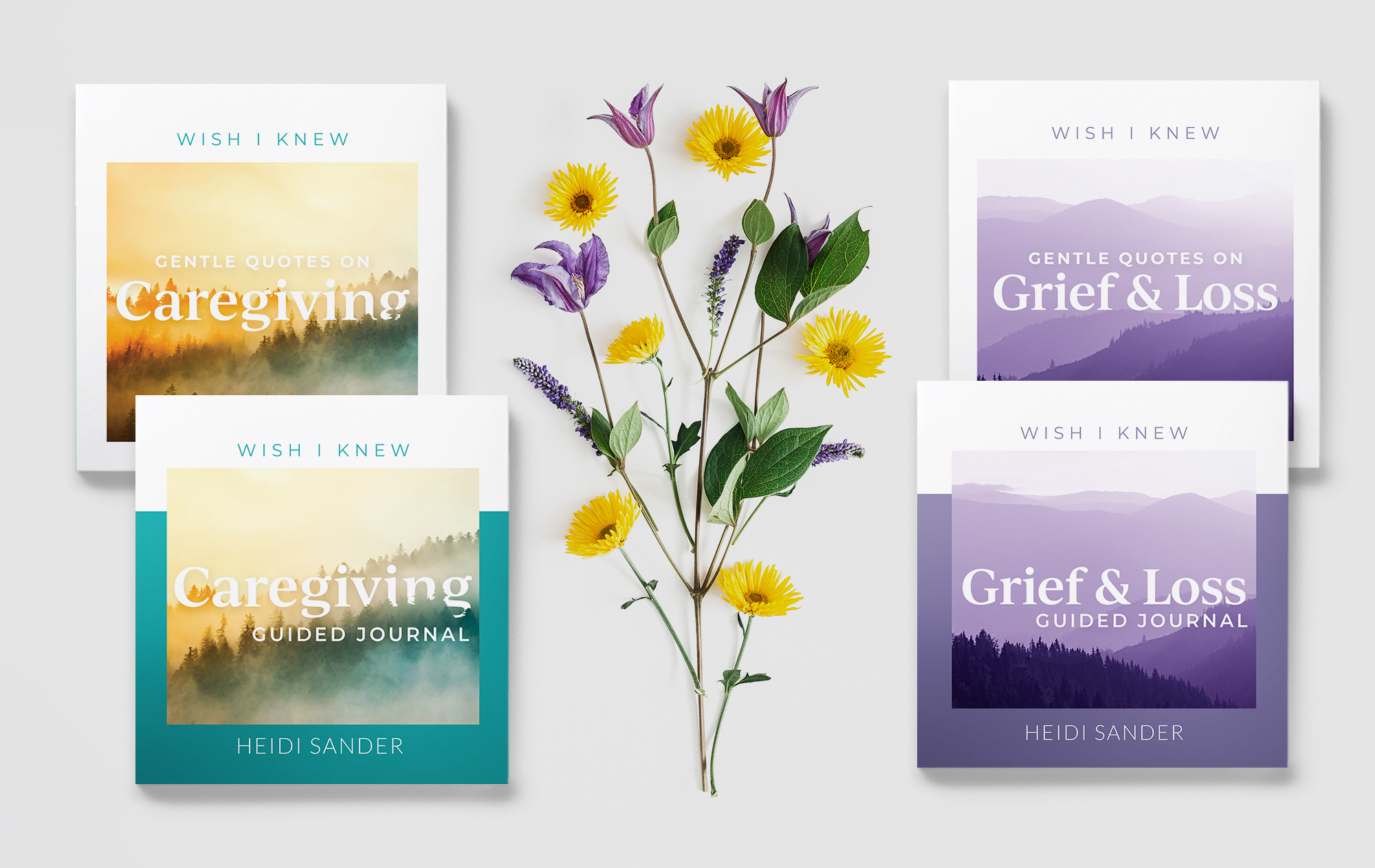The Wish I Knew Grief and Caregiving Collection